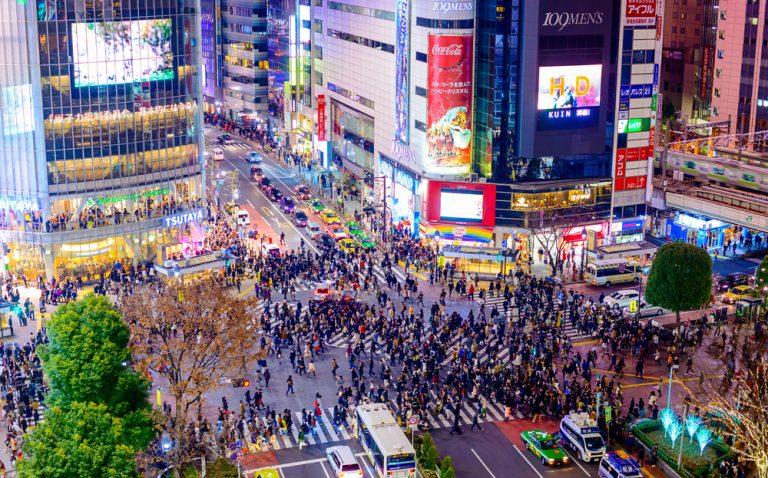 ស្វែងយល់ពីស្រុក Shibuya ពេលយប់ មិនមែនភ្ញៀវទេសចរណ៍ ណាក៏ដឹងនោះទេ