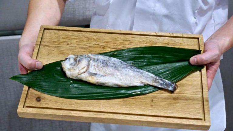 អ្នកធ្លាប់ដឹងពី Funazushi – គឺជាប្រភពក្លិននៃ Sushi