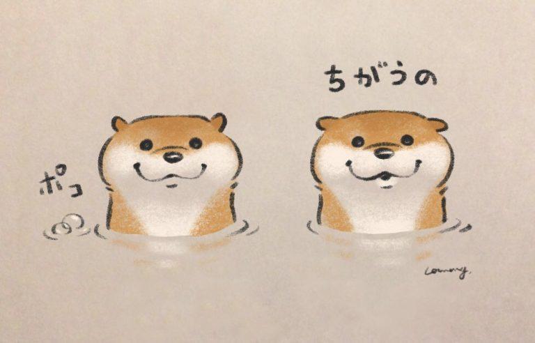 សត្វភេកំពុងប្រលែងលេងទាក់ទាញប្រជាជនជប៉ុនលើ Twitter