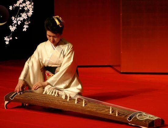 ឧបករណ៍ភ្លេងប្រពៃណីទាំង ៤ ដែល Geisha និយមប្រើ