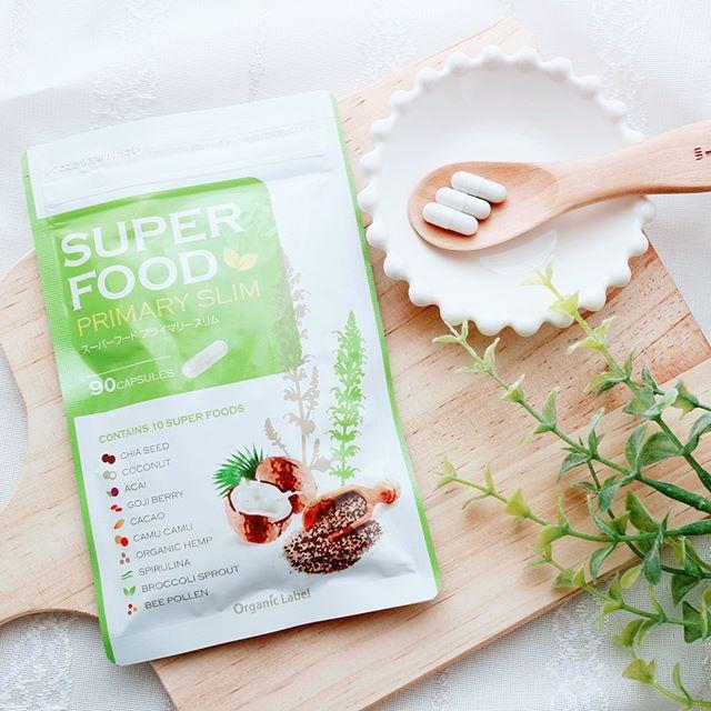 ផលិតផលថ្មី – អាហារសម្រកទម្ងន់ Super Food (Primary Slim)