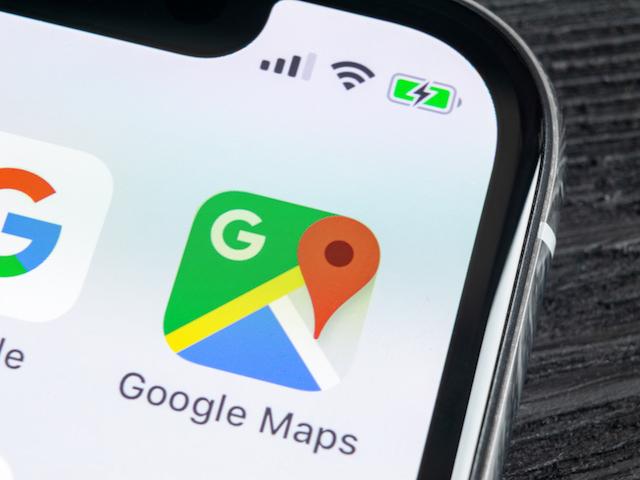 រូបថតអ្នកដែលមានសម្លេងផ្សាយពិរោះក្នុងកម្មវិធី Google Map ជប៉ុន
